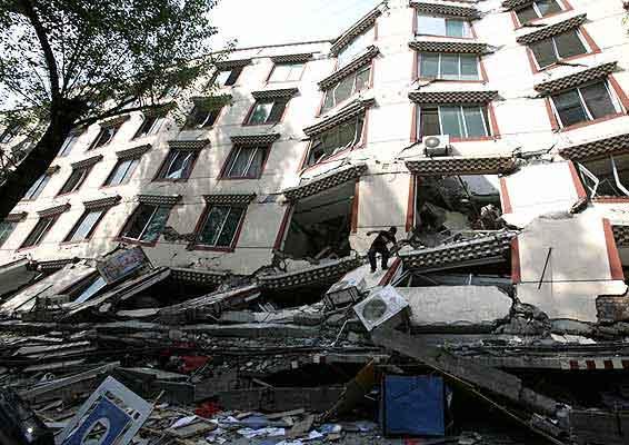 80.000 muertos en China por el terremoto