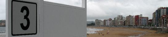 Paseo del Muro de Gijón