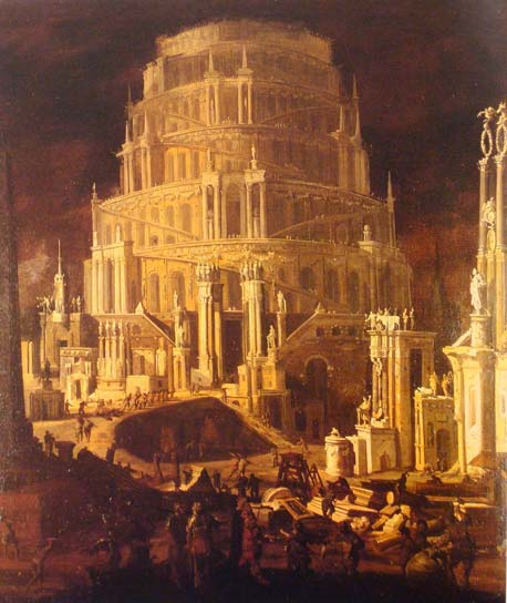 Leyenda negra de Babilonia