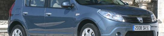 Dacia Sandero, la apuesta económica del Grupo Renault. Foto: Dacia.