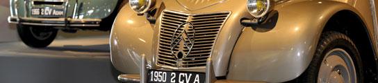 60 años del Citroën 2CV. Foto: Citroën Comunicación.
