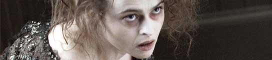Helena Bonham Carter, en 'Sweeney Todd'.