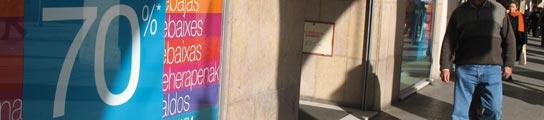Arrancan en media España las rebajas con los precios más bajos de los últimos años