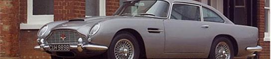 Captura de la web de Aston Martin.