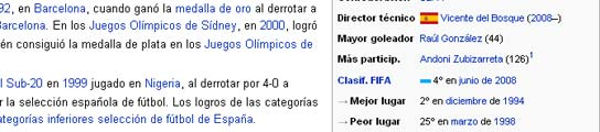 Del Bosque en la Wikipedia.
