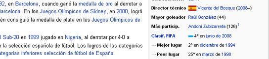 Del Bosque en la Wikipedia.