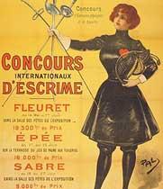 Cartel paris 1900