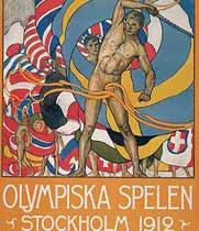 Cartel Estocolmo 1912
