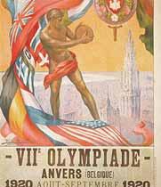 Cartel de Amberes 1920