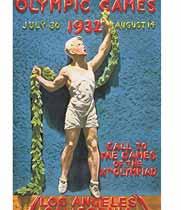 Cartel los Angeles 1932