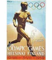 Cartel Helsinki 1952