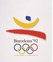 Cartel Barcelona 1992