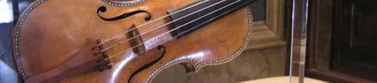Violines Stradivarius