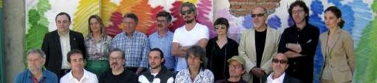 Artistas que participan en 'La ciudad inventada'
