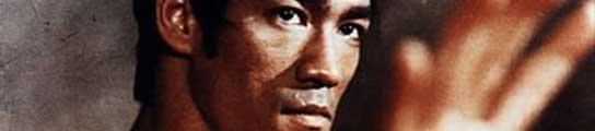 El legendario actor Bruce Lee.