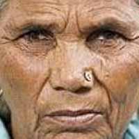 Mujer 70 años mellizos