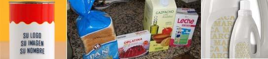 La cesta de la compra se llena de productos baratos por la crisis