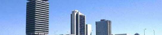 Imagen de Lusaka, capital de Zambia.