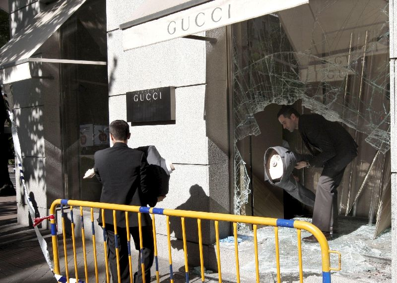 Alunizaje en Gucci