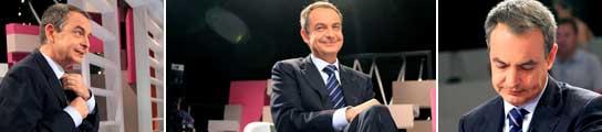 Zapatero pronuncia la palabra tabú.