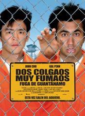 Dos colgaos muy fumaos: Fuga de Guantánamo