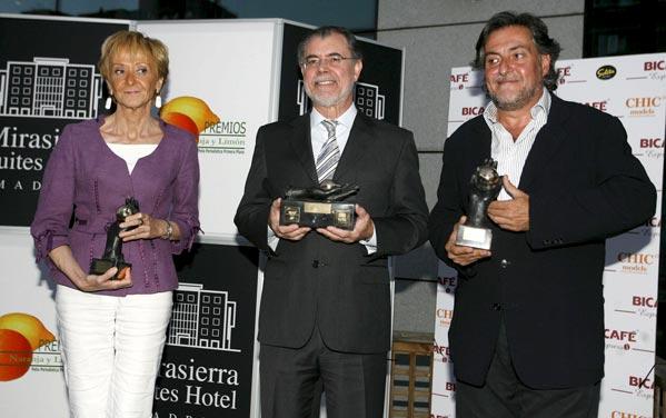 Premios Naranja y Limón