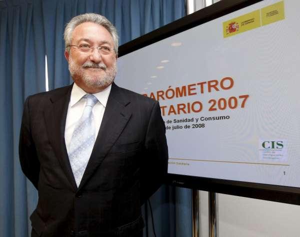 Bernat Soria presenta el Barómetro Sanitario
