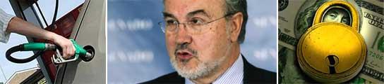 Pedro Solbes y la crisis económica