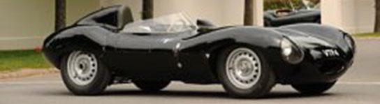 El Jaguar subastado, en la imagen que aparece en la web de Bonhams. Foto: www.bonhams.com