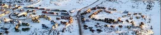 Nuuk, capital de Groenlandia
