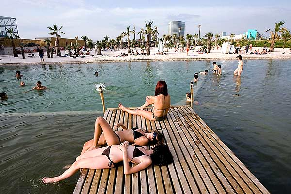 Playa de  (17/7/2008)
