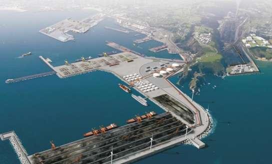 El puerto de gij n el que tiene m s contaminaci n ac stica de asturias - Puerto de gijon empleo ...
