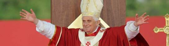 Ratzinger autorizó reproducir un ensayo suyo a una revista ultraderechista  (Imagen: ARCHIVO)