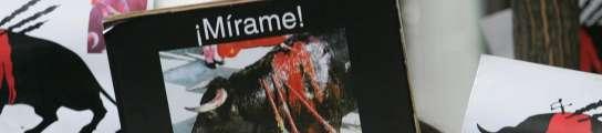 Admitida a trámite una iniciativa popular para prohibir las corridas de toros