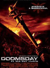 Doomsday: El d�a del juicio - Cartel
