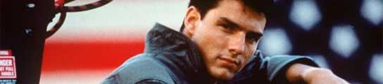 Tom Cruise, en 'Top Gun'.