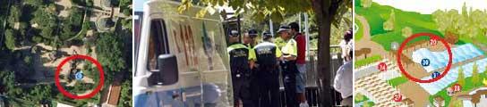 Dos niños mueren ahogados en parques de ocio de Valladolid y Madrid en 24 horas