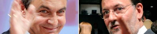 Zapatero y Rajoy se reunen hoy por primera vez en esta legislatura