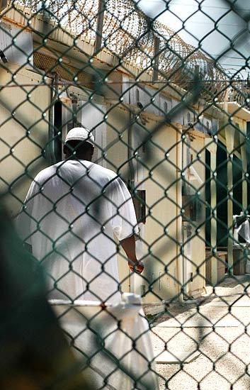 Nuevas fotos de Guantánamo