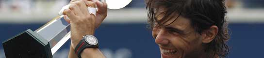 Rafa Nadal gana en Toronto y roza el número uno del mundo