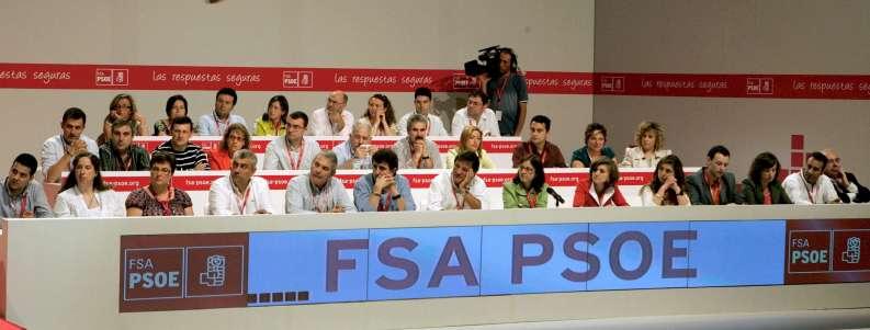 XXX Congreso regional de la FSA-PSOE