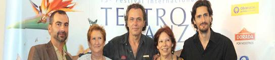Juan Diego Botto presenta Hamlet en Las Palmas