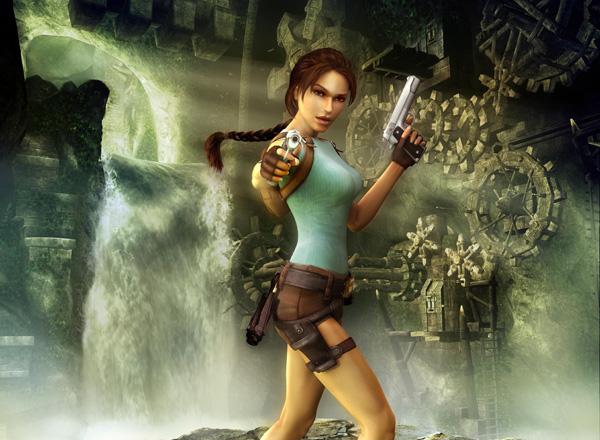Lara Croft, de 'Tomb Raider'