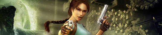 Lara Croft, de 'Tomb Raider'