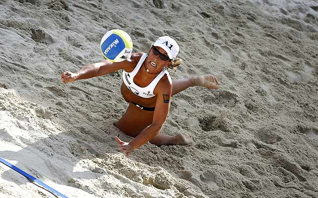 Voley playa en Austria