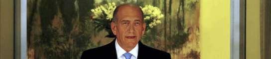 Olmert renuncia