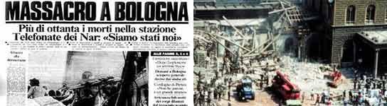 Italia recuerda a los muertos del atentado de Bolonia, 28 años después