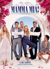 Mamma Mia! La película - Cartel