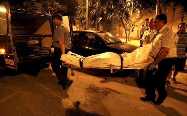 Un hombre muerto en Alicante