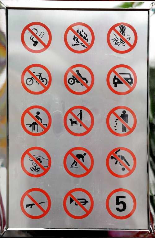 Prohibiciones en Pekín